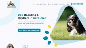 Boarding with max portfolio image
