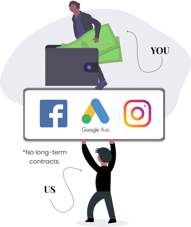Facebook Google Ads